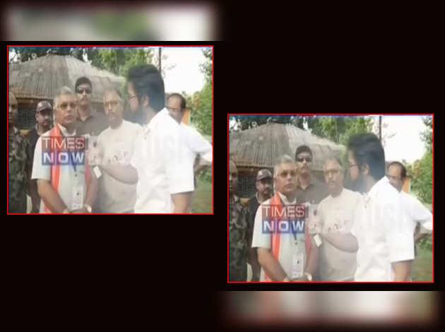 लोकसभा चुनाव: पश्चिम बंगाल भाजपा प्रमुख का आरोप, TMC के लोग बीजेपी कार्यकर्ताओं को धमका रहे हैं