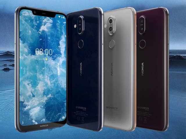 Nokia 8.1 पर ₹6000 तक की छूट, कल आखिरी मौका