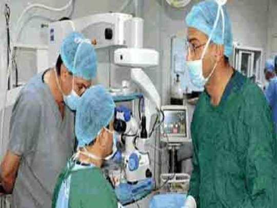 इराकमध्ये केल्या ८३६ नेत्ररोपण शस्त्रक्रिया