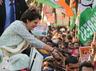 priyanka gandhi vadra will organise mega roadshow in varanasi