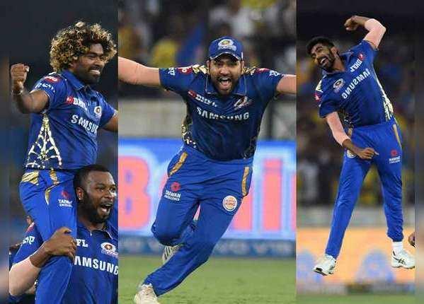 आईपीएल फाइनल: पोलार्ड के कंधों पर मलिंगा, भज्जी ने पटका बैट