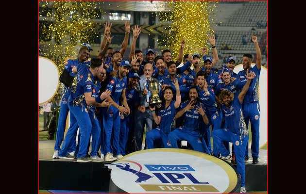 चेन्नै को मात्र 1 रन से हराकर मुंबई रेकॉर्ड चौथी बार चैंपियन