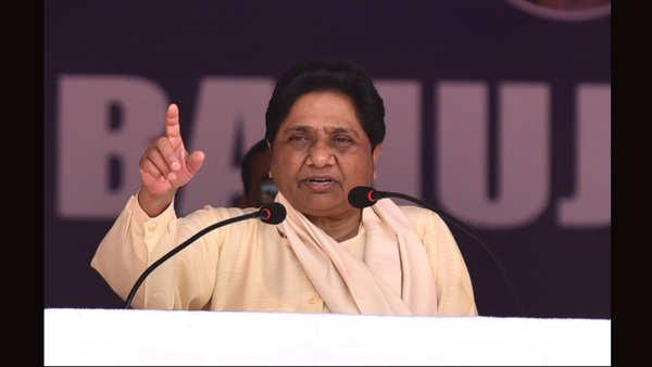 bjp leaders wives wary of them meeting pm modi mayawati