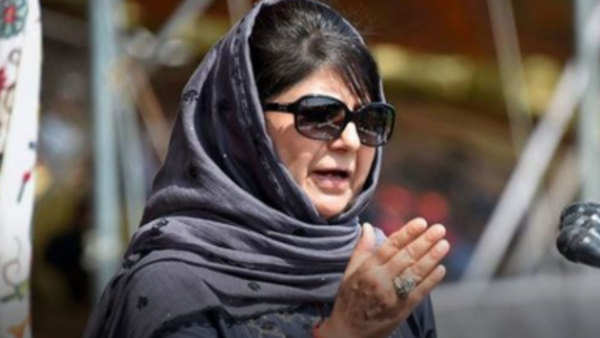 mehbooba calls for stoning to death of youth accused of raping 3 year old