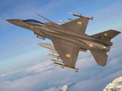 लॉकहीड मार्टिन का F-21 जेट