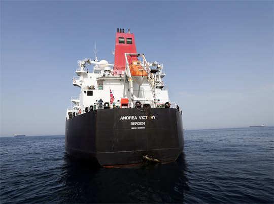 सऊदी के इसी जहाज को पहुंचाया गया नुकसान