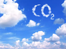 carbon dioxide in earths atmosphere has now hit the highest levels