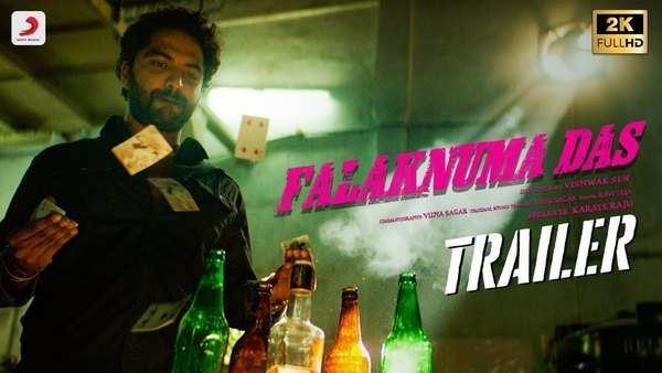 vishwak sen movie falaknuma das official trailer telugu