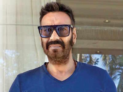 अजय देवगन का फाइल फोटो