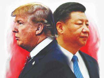 अमेरिका-चीन में जारी है ट्रेड वॉर।