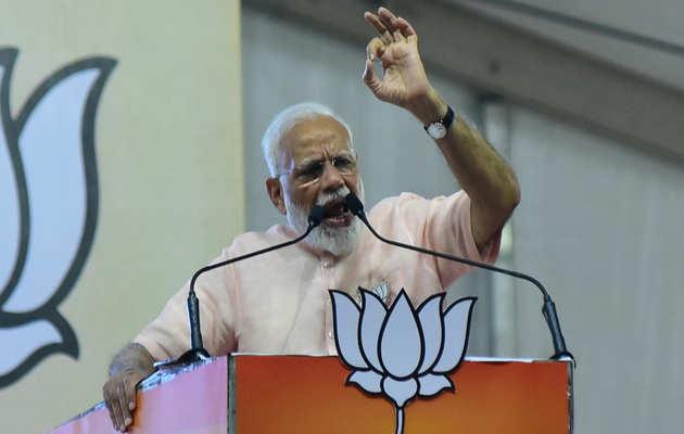 लोकसभा चुनाव 2019:  प्रधानमंत्री नरेंद्र मोदी पश्चिम बंगाल में करेंगे रैली को संबोधित