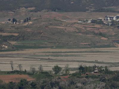 उत्तर कोरिया का काएपूंग शहर