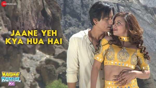 jaane yeh kya hua hai song from kadke kamaal ke movie