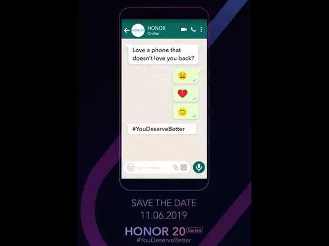 भारत में 11 जून को लॉन्च होंगे Honor 20 सीरीज के स्मार्टफोन, जानें खूबियां