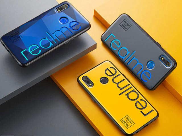 रियलमी लाएगा 5G स्मार्टफोन, स्नैपड्रैगन 855 प्रोसेसर से होगा लैस