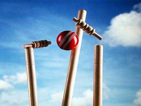 bowled