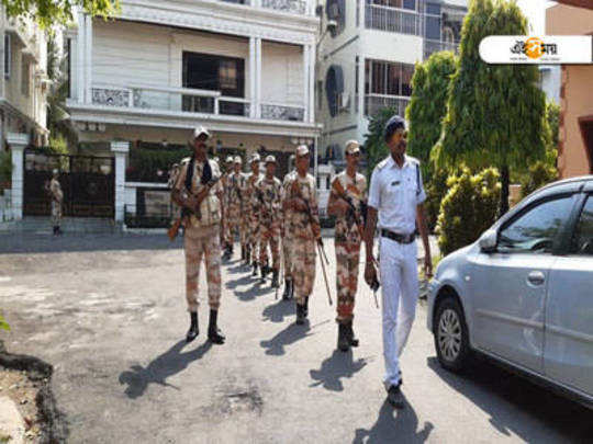 710 company central force in West Bengal for 7th phase election
