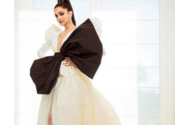 दीपिका की इस ड्रेस के डिजाइनर