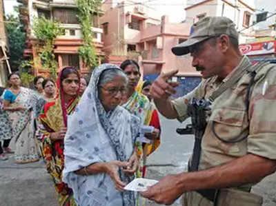 पश्चिम बंगाल में होगी 800 से अधिक जवानों की तैनाती