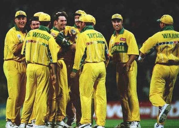 ऑस्ट्रेलिया- वेस्टइंडीज के श्रीलंका दौरे पर रोक (1996)
