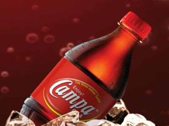 Campa Cola: फिर कोका कोला से मुकाबले की तैयारी में कैंपा कोला - campa cola  revival adds local fizz to indian market | Navbharat Times