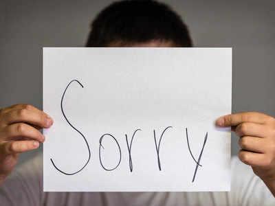 भविष्य के विवादित बयानों के लिए संज्ञा ठाकुर ने मांगी अग्रिम माफी