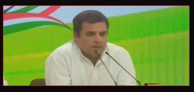 विपक्षी दल के रूप में कांग्रेस का प्रदर्शन बेहतरीन, मोदी को पूरी तरह घेरा: राहुल गांधी