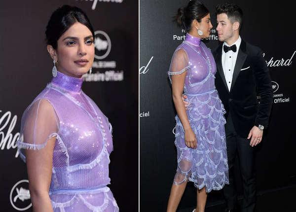 Cannes में प्रियंका चोपड़ा का जलवा