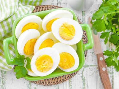 प्रोटीन का बेहतरीन सोर्स है अंडे की सफेदी