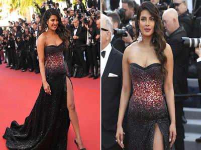 Cannes के रेड कार्पेट पर प्रियंका चोपड़ा