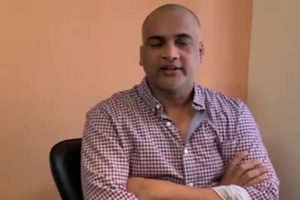 watch actor sivaji releases video on tv9 row