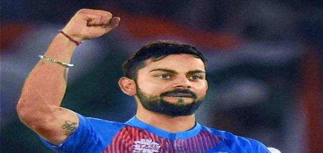 10 करोड़ फॉलोअर वाले पहले क्रिकेटर बने कोहली