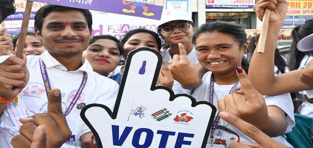 लोकसभा चुनाव 2019: सातवें और अंतिम चरण में 59 सीटों के लिये आज वोटिंग