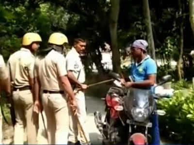 लोकसभा चुनाव 2019: पश्चिम बंगाल के बसीरहाट में TMC और भाजपा कार्यकर्ताओं में हिंसक झड़प