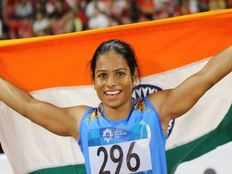asian games silver medalist dutee chand in same sex relationship