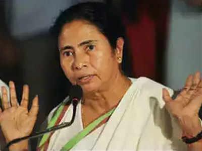 ममता बनर्जी ने एग्जिट पोल्स पर उठाए सवाल