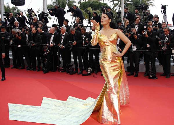 Cannes में यह 18वीं एंट्री
