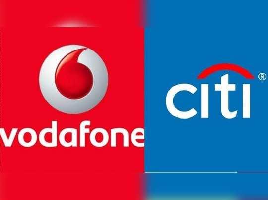 Vodafone Citi Bank