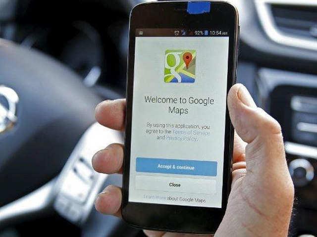 गूगल मैप्स के खास फीचर से आपको ढूंढ पाएंगे दोस्त और फैमिली मेंबर