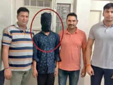 thug gang bursted in haryana
