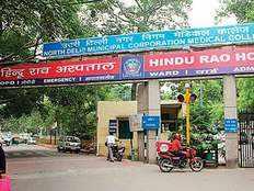 hindurao hospital doctors on indefinite strike