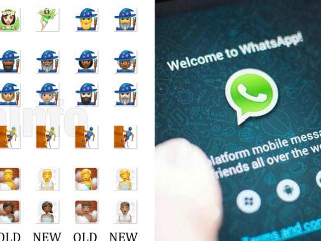 WhatsApp पर आए 155 रीडिजाइन ईमोजी, डार्क मोड की जगह अब नाइट मोड