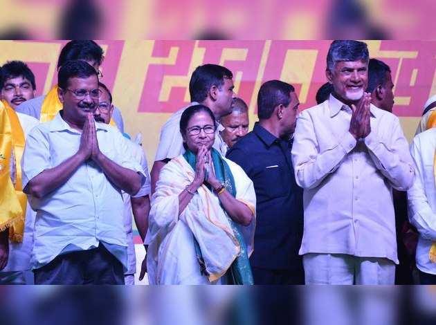 #VerdictWithTimes: एग्जिट पोल्स के बाद विपक्षी दलों की बढ़ी बेचैनी, EVM मुद्दे पर फिर जाएंगे चुनाव आयोग