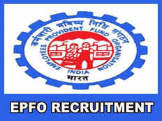 employee provident fund organization epfo assistant recruitment 2019 notification out chek details here