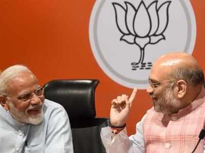 #VerdictWithTimes: BJP चीफ अमित शाह ने NDA नेताओं को 21 मई को डिनर पर बुलाया