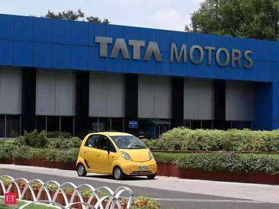 49% घटा टाटा मोटर्स का शुद्ध लाभ