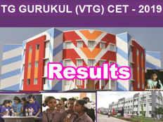 telangana gurukul common entrance test tgcet result has been declared