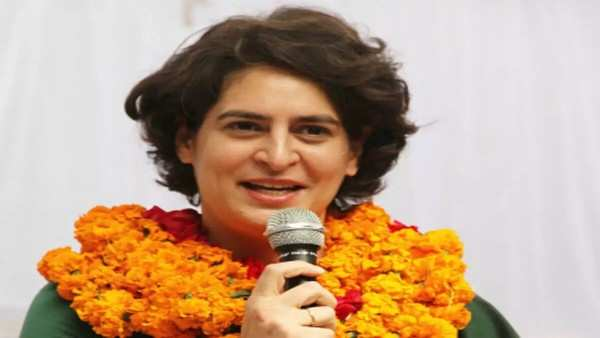 verdictwithtimes priyanka asks party workers to ignore exit poll projection stay on track