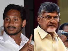 andhra pradesh tdp and ysrcp each have two exit polls predicting their win in loksabha and vidhansabha chunav