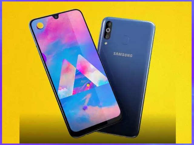 Samsung Galaxy M30 खरीदने का मौका, ऐमजॉन पर फ्लैश सेल आज